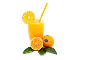 Composición zumo de clementina
