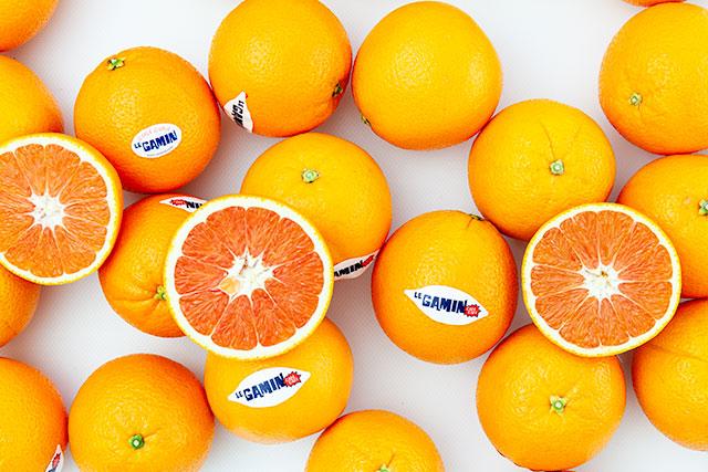 Naranja Le Gamin